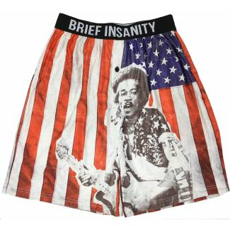 Jimi Hendrix boxer shorts Boxer Shorts