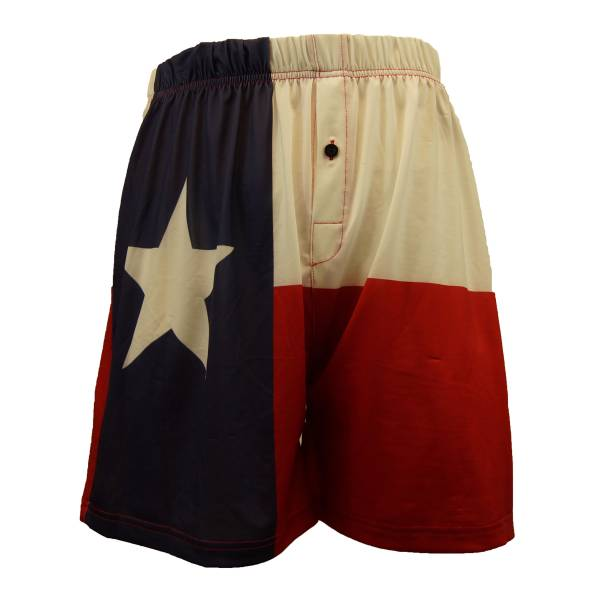 Texas Flag boxer shorts Boxer Shorts