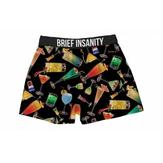 Cocktails & Martini's boxer shorts Boxer Shorts