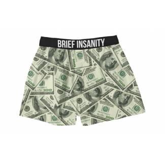 100 Dollar Bills boxer shorts Boxer Shorts