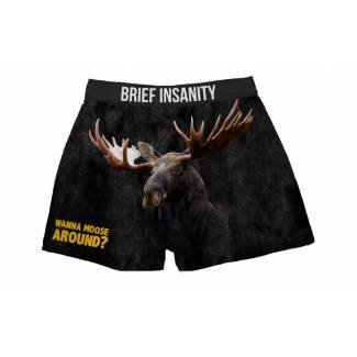 Moose boxer shorts Boxer Shorts