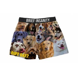 Mixed Dog Breeds boxer shorts Boxer Shorts