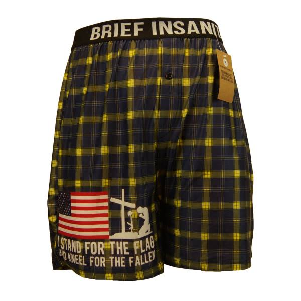 Flag Patriotic boxer shorts Boxer Shorts