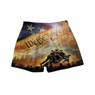 We the People Flag boxer shorts Boxer Shorts