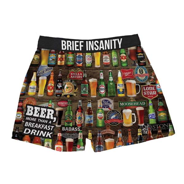 Beers of the World boxer shorts Boxer Shorts