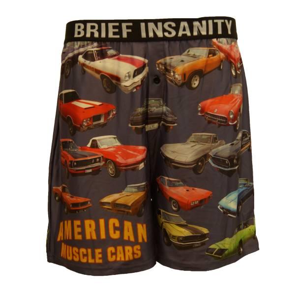 Muscle Cars boxer shorts Boxer Shorts