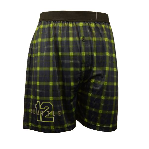 Seattle 12th Man boxer shorts Boxer Shorts