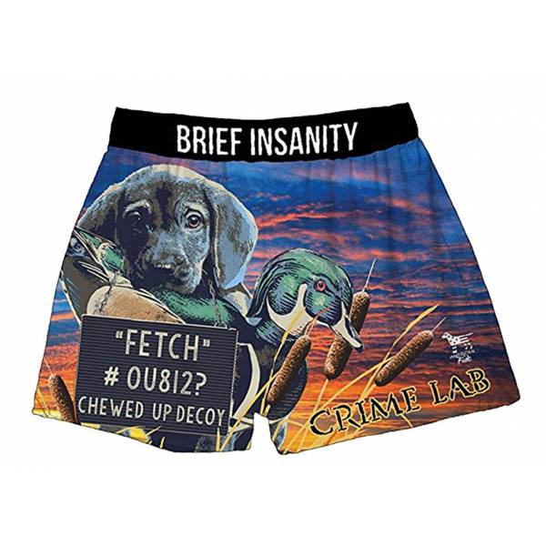 Labrador & Duck boxer shorts Boxer Shorts