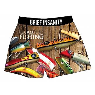 Fishing Lures boxer shorts Boxer Shorts