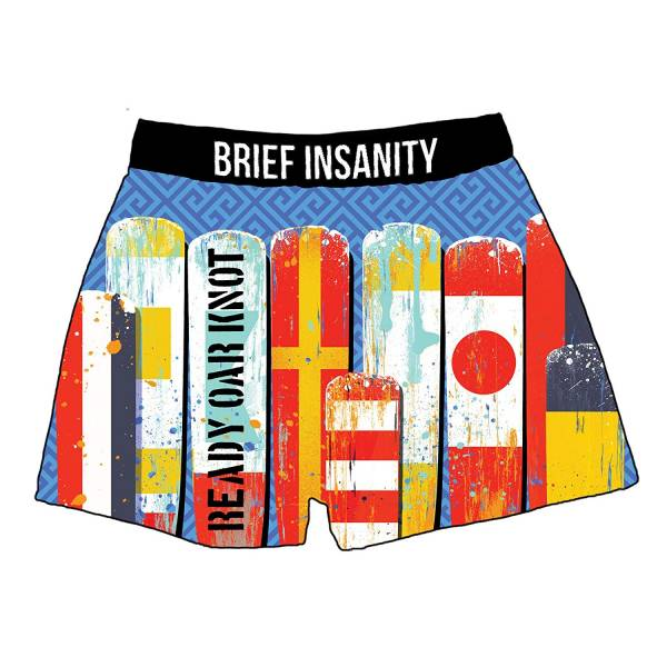 Paddles & Oars boxer shorts Boxer Shorts