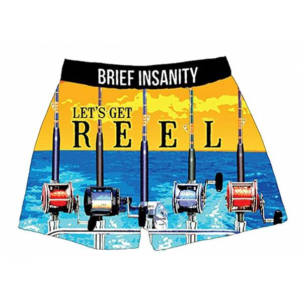 Fishing Rods and Reels boxer shorts Boxer Shorts