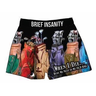 Golg Clubs & Bags boxer shorts Boxer Shorts