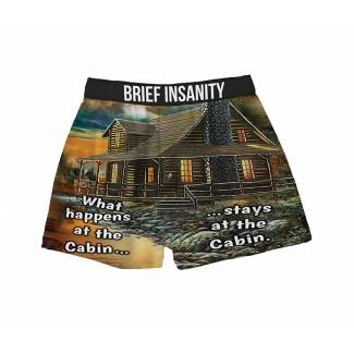 Cabin Outdoors boxer shorts Boxer Shorts