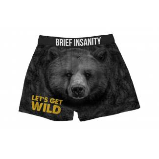 Brown Bear boxer shorts Boxer Shorts