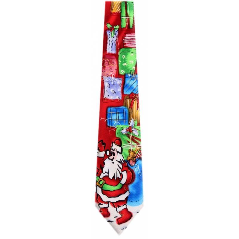 Jerry Garcia Christmas Tie