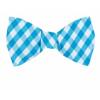 Mens Self Tie Bow Tie Self Tie