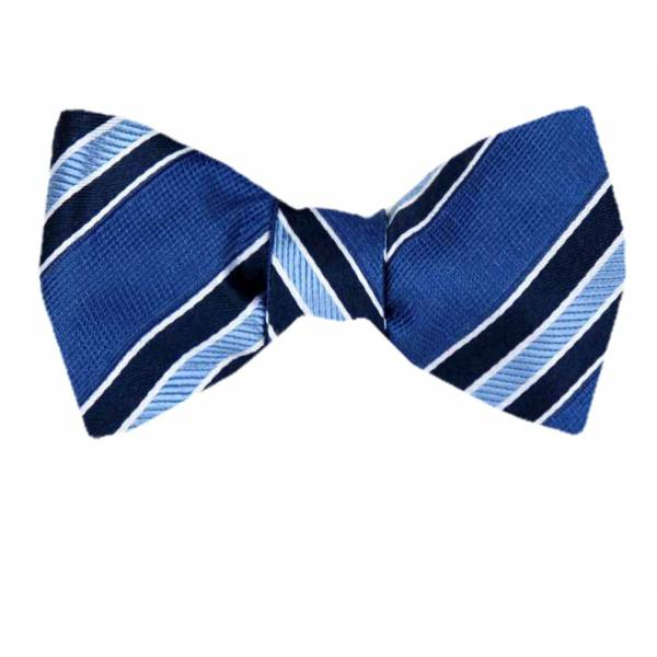 Mens Self Tie Bow Tie Self Tie
