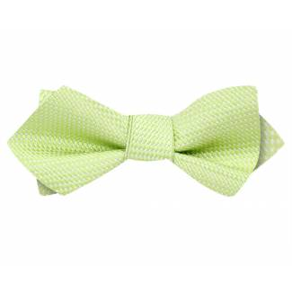 Diamond Tip Bow Tie Self Tie Diamond Tip