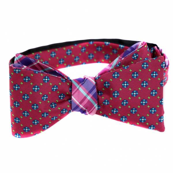 Self Tie Reversible Aficionado Bow Tie Bow Ties - Self Tie