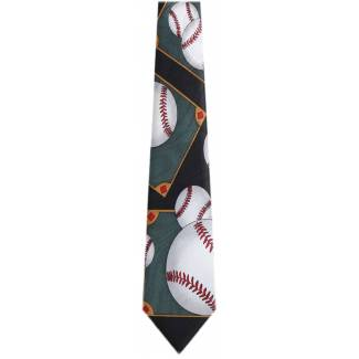 Baseball Tie Sports Ties