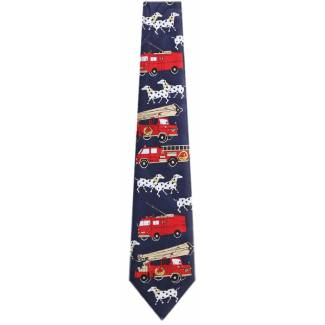 Fireman Tie Occupation Ties