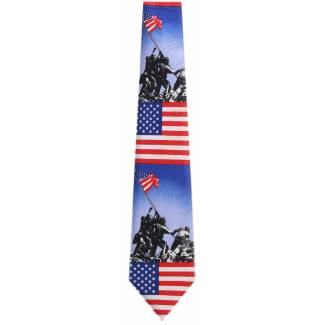 US Marine Corps Tie Military Ties