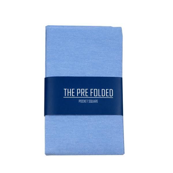 Navy Pre Folded Pocket Square Pre-Folded