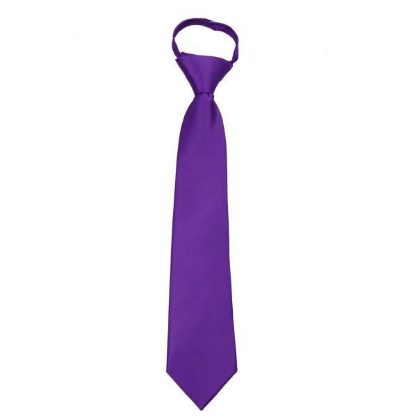 Boys 11 inch Zipper Tie Zipper Tie 11 inch