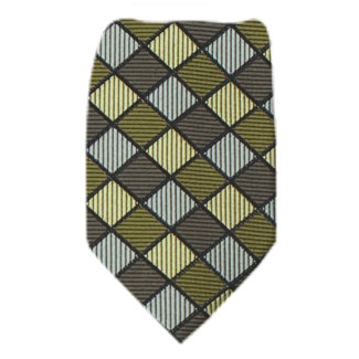 Green Boys Tie Ties