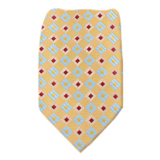 Yellow Boys Tie Ties