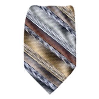 Gray Boys 14 inch Zipper Tie Zipper Tie 14 inch