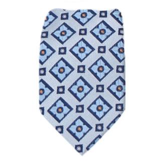 Silver Boys 14 inch Zipper Tie Zipper Tie 14 inch