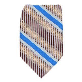 Gold Boys 14 inch Zipper Tie Zipper Tie 14 inch