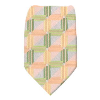 Peach Boys 14 inch Zipper Tie Zipper Tie 14 inch