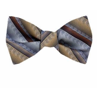 XL Self Tie Bow Tie Self Tie Big & Tall