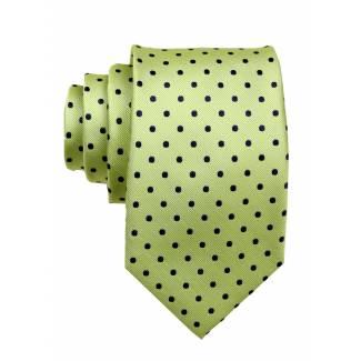 Green Mens Tie Regular