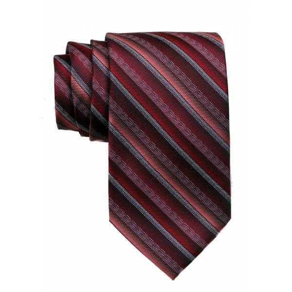 Burgundy Mens Tie Regular