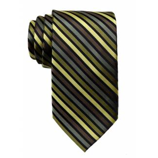 Green Mens Tie Regular
