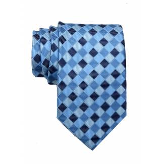 Blue Mens Tie Regular