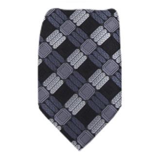 Black Mens XL Tie Ties