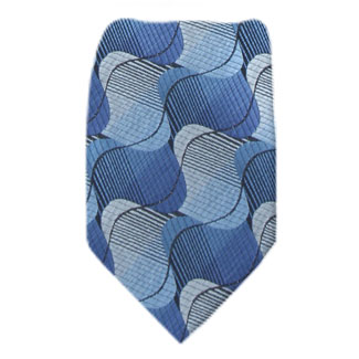 Blue Mens XL Tie Ties