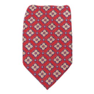Red Mens XL Tie Ties