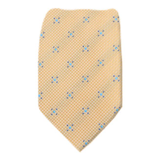 Yellow Mens XL Tie Ties