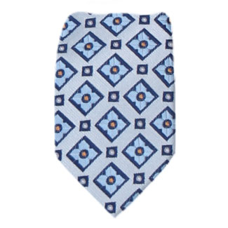 Silver Extra Long Zipper Tie Zipper Ties