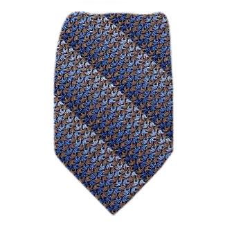 Taupe Extra Long Zipper Tie Zipper Ties