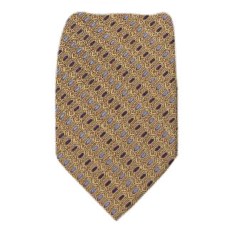 Gold Extra Long Zipper Tie Zipper Ties