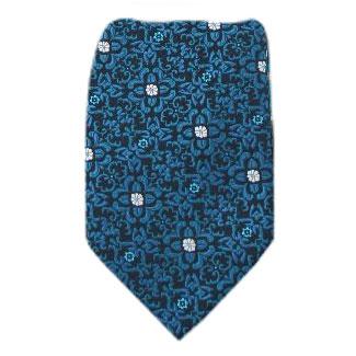 Teal Extra Long Zipper Tie Zipper Ties
