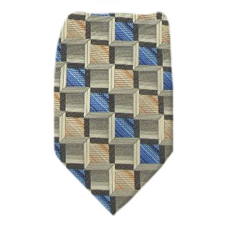 Green Zipper Tie Regular Length Zipper Tie