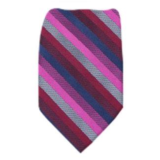 Gray Zipper Tie Regular Length Zipper Tie