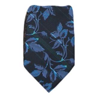 Charcoal Zipper Tie Regular Length Zipper Tie